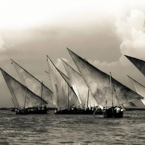 Dhow races Lamu Cultural Festival, 2013. #dhow