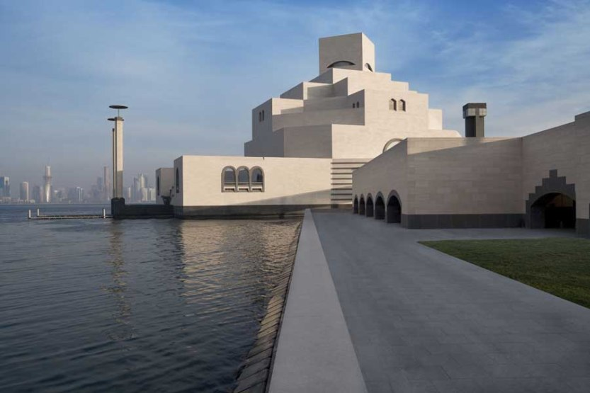 Islamic Museum of Art - considered one of the best exhibits in the world. (Internet)