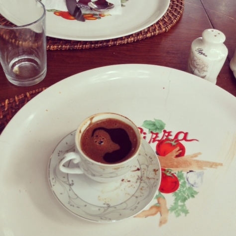 Kick-ass Turkish coffee