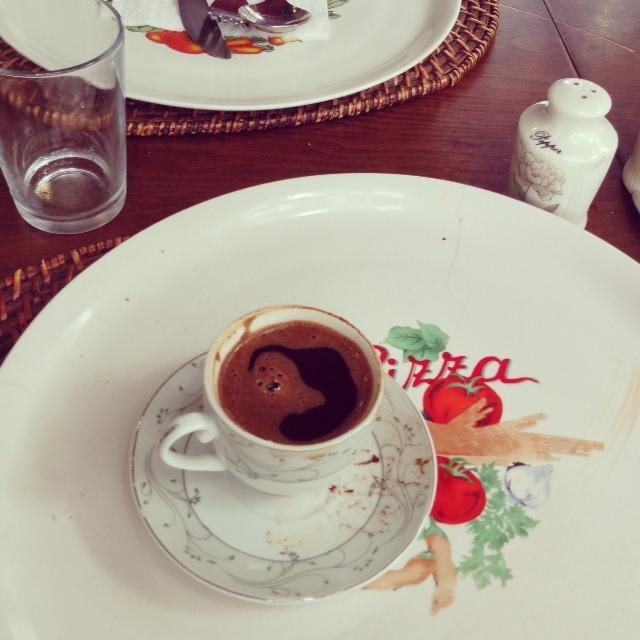 Kick-ass Turkish coffee