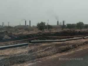 Chinese state-owned oil production facility, Upper Nile state