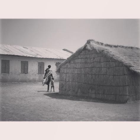 Dink IDP camp
